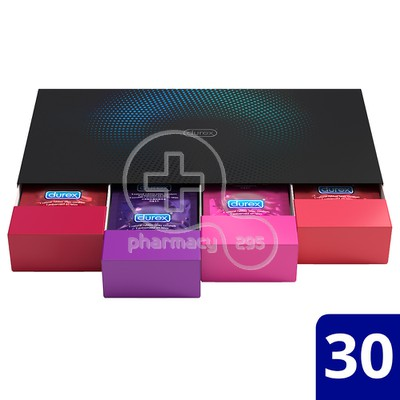 DUREX - Love Premium Collection Pack - 30τεμ.