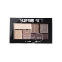 MAYBELLINE - THE CITY Mini Palette No410 Chill Brunch Neutrals - 6gr