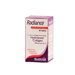 Health Aid Radiance Collagen 60tabs