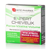 FORTE PHARMA - EXPERT CHEVEUX Force Vitalite Volume - 30tabs