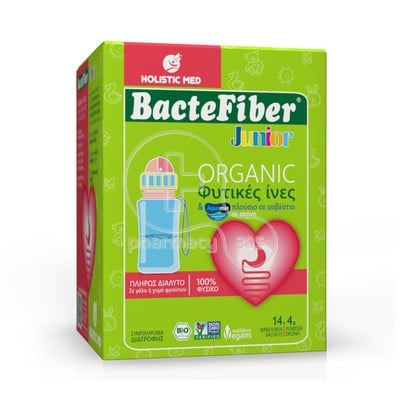 HOLISTIC MED - ΒΑCTEFIBER Junior - 14sach.