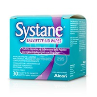 ALCON - SYSTANE Lid Wipes - 30τεμ.