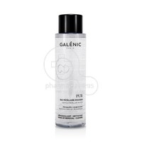 GALENIC - PUR Eau Demaquillant Micellaire - 400ml