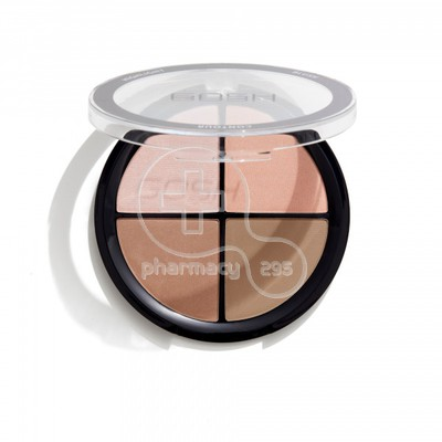 GOSH - CONTOUR'N STROBE KIT No001 Light - 15gr
