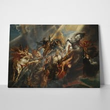 Peter paul rubens   the fall of phaeton