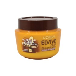 ELVIVE ΜΑΣΚΑ ΜΑΛΛΙΩΝ ΓΙΑ ΘΡΕΨΗ (MACADAMIA) 300 ml