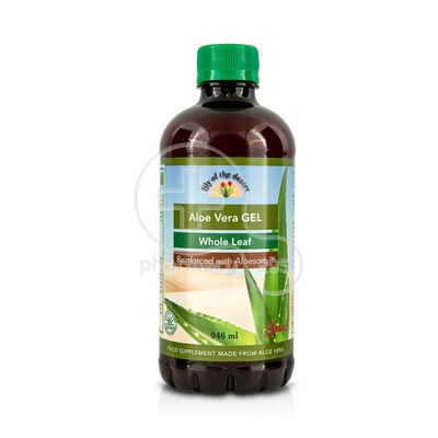 NATURE'S PLUS - Aloe Vera Gel (Whole Leaf) - 946ml