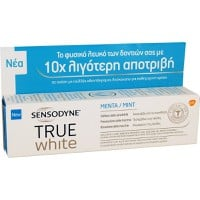 SENSODYNE TOOTHPASTE TRUE WHITE MINT 75ML