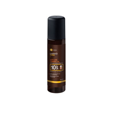 Panthenol Extra - Sun Care Tanning Oil 10SPF - 150ml