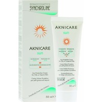 Synchroline Aknicare Sun Face Cream Spf 30 50ml