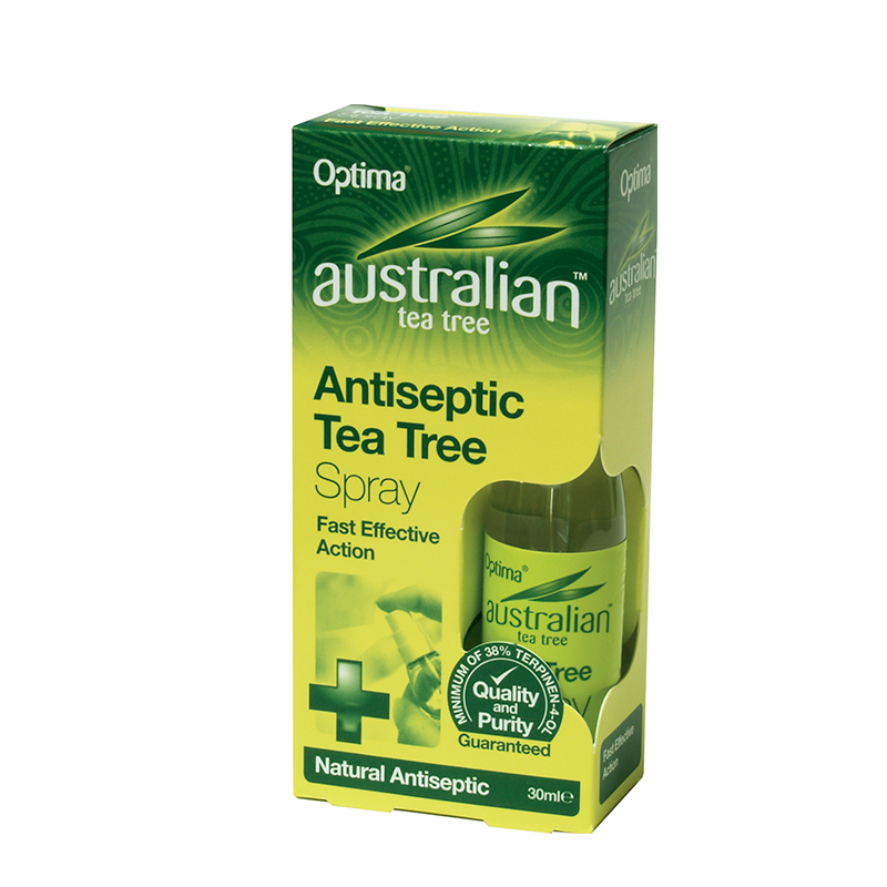 Australian Tea Tree Antiseptic Spray