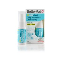 BETTER YOU DLUX INFANT 400 IU SPRAY D3 15ML 100 ΨΕΚΑΣΜΟΙ