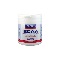 Lamberts BCAA (Branch Chain Amino Acids) 180 ταμπλέτες