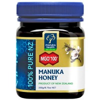 MANUKA HEALTH MGO 100+ MANUKA HONEY 250 GR