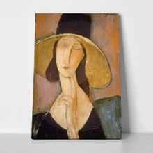 Head of a woman modigliani a