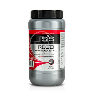 SIS - REGO Rapid Recovery Strawberry - 500gr