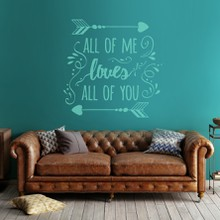 Romantic typography web 2