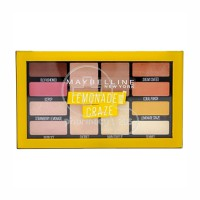 MAYBELLINE - Lemonade Craze Palette - 12gr
