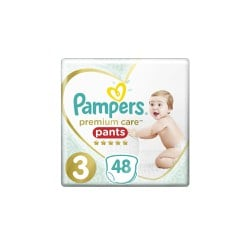 Pampers Premium Care Pants Size 3 (6-11kg) 48 Diapers