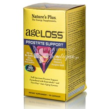 Natures Plus AgeLoss Prostate Support - Προστάτης, 90caps