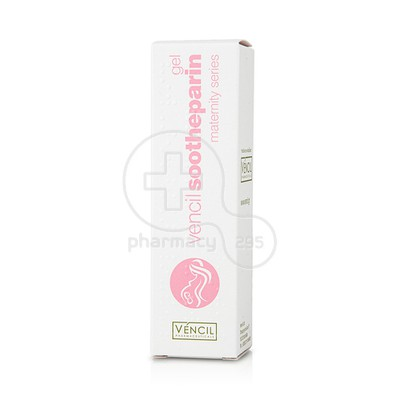 VENCIL - Sootheparin Gel - 30ml