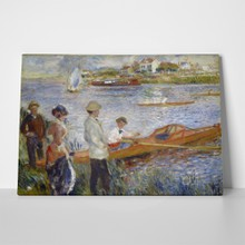 Oarsmen at chatou renoir a