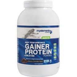 My Elements High Performance Gainer Protein Delicious Chocolate 1,8Kg