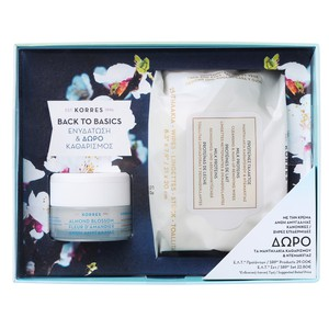 Korres promo almond blossom normal skin