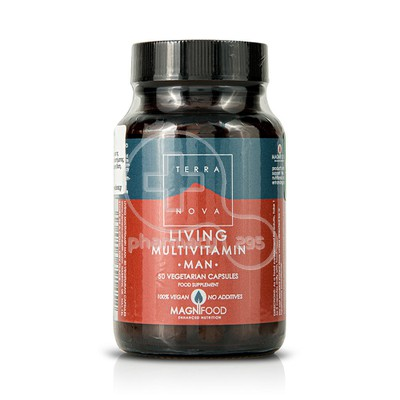 TERRANOVA - Living Multivitamin Man - 50caps
