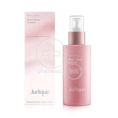 JURLIQUE - MOISTURE PLUS RARE ROSE Lotion - 50ml