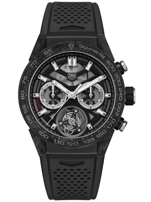 Carrera Calibre 02T Tourbillon