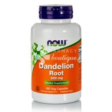 Now Dandelion Root 500mg - Συκώτι, 100 caps
