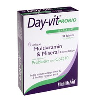 HEALTH AID DAY VIT PROBIO 30TABS