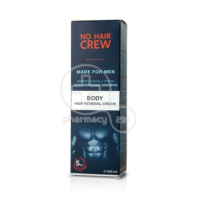NO HAIR CREW - Body Removal Cream - 200ml