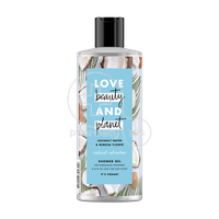 LOVE BEAUTY AND PLANET - COCONUT WATER & MIMOSA FLOWER Shower Gel - 500ml
