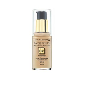 MAX FACTOR ALL DAY FLAWLESS 3ΙΝ1 FOUNDATION 60 SAND