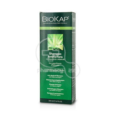 BIOKAP - Anti-Dandruff Shampoo - 200ml
