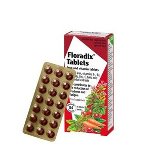 Salus floradix tablets 84tabs enlarge