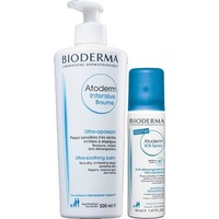 Bioderma Atoderm Intensive Baume 500ml & Δώρο Atoderm SOS Spray 50ml