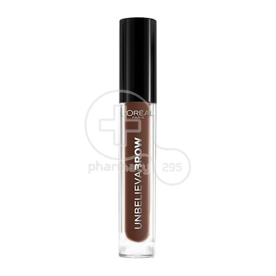 L'OREAL PARIS - UNBELIEVA BROW Gel No105 (Brunette) - 3,4ml
