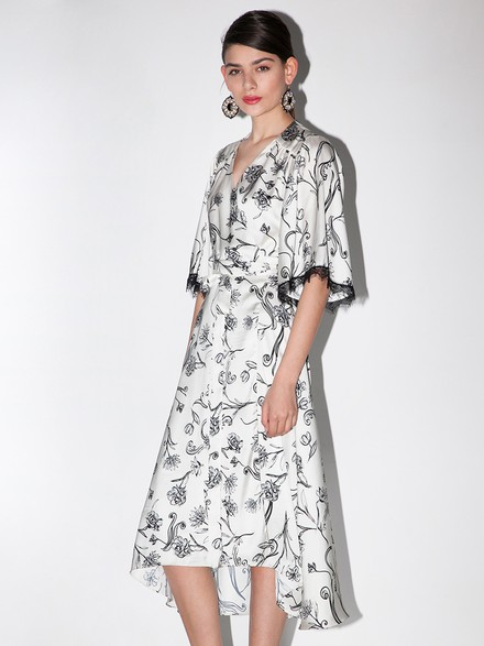 cfb6983b165e Φόρεμα με τύπωμα