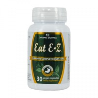 DYNAMIC ENZYMES EAT E-Z 30 CAPS