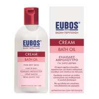EUBOS CREAM BATH OIL RED 200ML