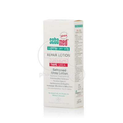 SEBAMED - Repair Lotion Urea 10% - 200ml