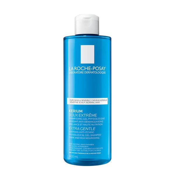 LA ROCHE KERIUM DOUX EXTREME NORMAL HAIR 400ML