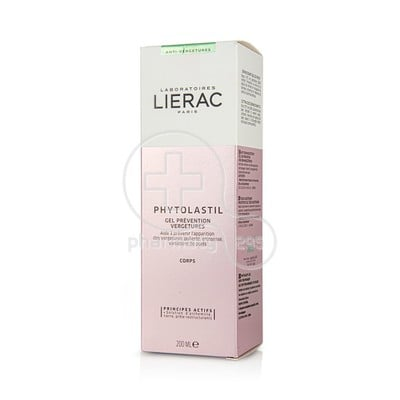 LIERAC - PHYTOLASTIL Gel Prevention Vergetures - 200ml