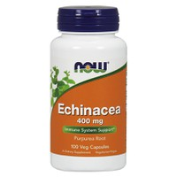 NOW ECHINACEA 400MG 100VEG. CAPS