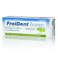Froika Froident Homeo Δυόσμος, 75ml
