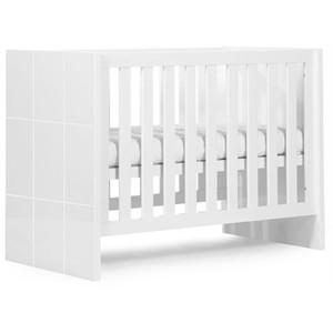6278e2b4c65 Κρεβάτι 60*120 Με Τραβέρσες 90*200 Quadro White