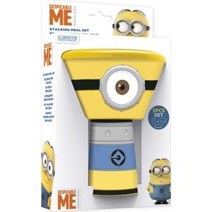 Stor minions meal set  3 pcs